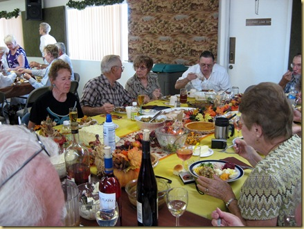 2009-11-26 - AZ, Yuma - Cactus Gardens - Thanksgiving Dinner-29