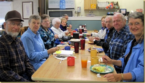 2009-12-05 -1-  AZ, Yuma - Golden Corral - Ron's Birthday Breakfast-1