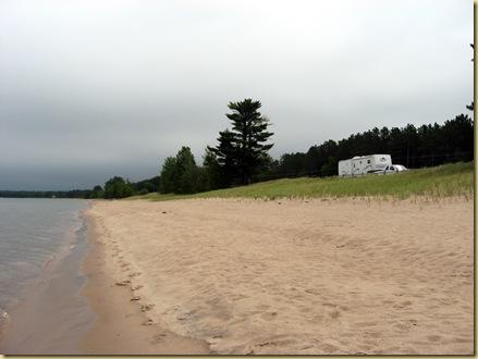 2009 - August - Lake Superior Beach Slideshow-3