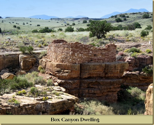 Box Canyon Dwelling