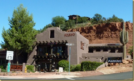 2010-09-23 - AZ, Sedona -3- Red Rock Loop Scenic Drive - 1003