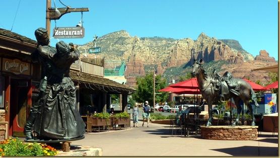 2010-09-23 - AZ, Flagstaff to Sedona via 89-A thru Oak Creek Canyon  (34)