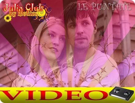 Video puntate dal 23 al 27 Agosto