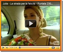 """Julia - La strada per la felicità"": puntata n°230"