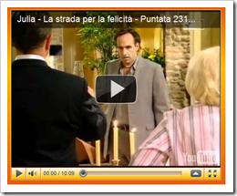 """Julia - La strada per la felicità"": puntata n° 231"