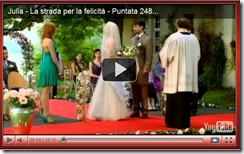 """Julia - La strada per la felicità"": puntata n°248"