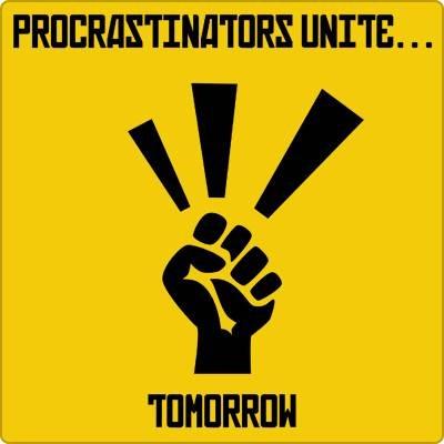 proscastinator