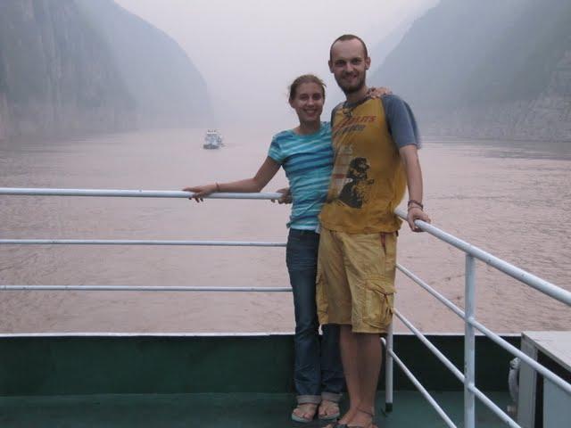 Three Gorges tour