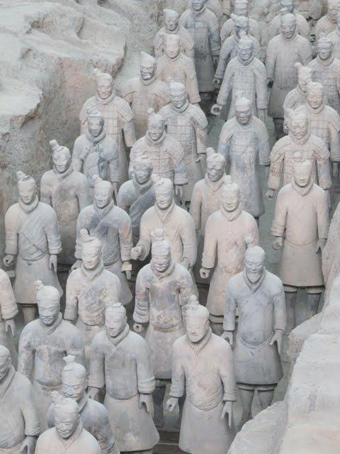 Xian warriors