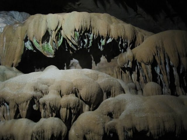 Yangshuo mud caves