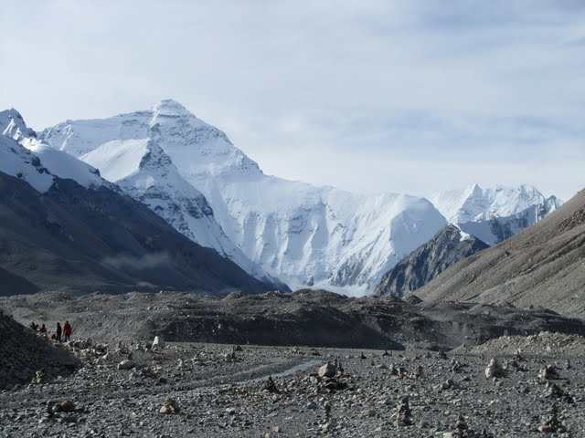 Everest Base Camp (EBC) Tibet