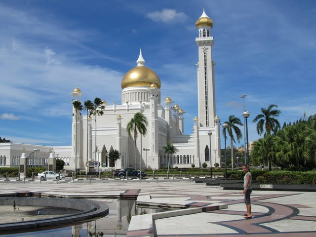 Christmas in Brunei
