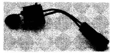 Typical thermistor.