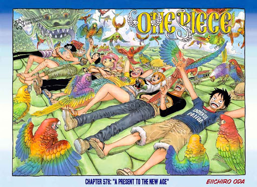Read One Piece 578 Online | 01 - Press F5 to reload this image