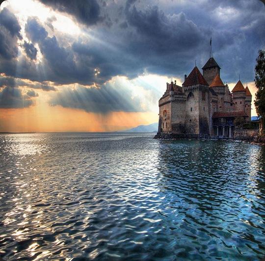 lobocas, el castillo