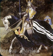 Sir Knight vecino de DANTAL