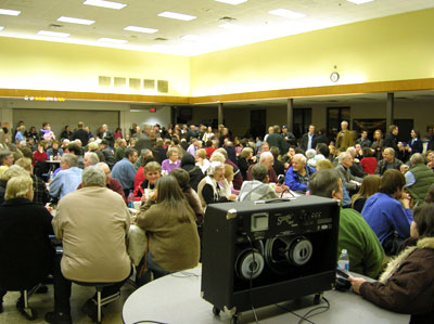 SD 43 precinct caucus, 2008 (photo: North Star Liberty