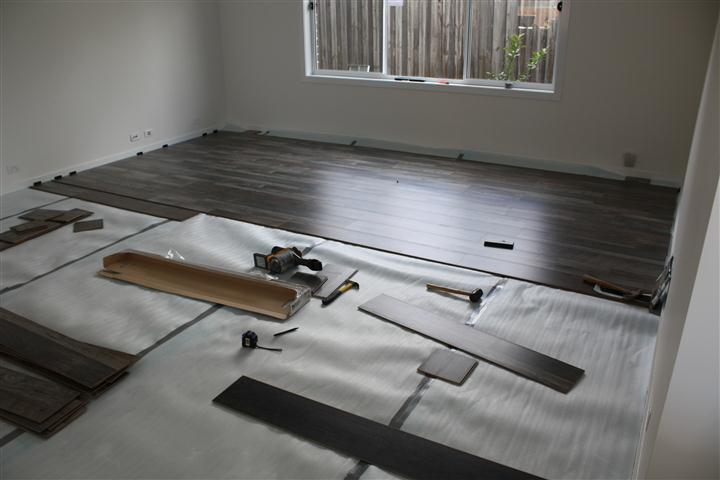 Tim Tinas New Home Building Blog Redevelopment In Australia - Tools for floating floor installation