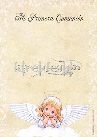 Comunion angelito