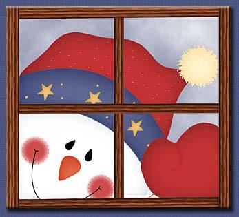 Mas bonitos cuadros de dibujos de navidad para ni os for Cuadros de navidad
