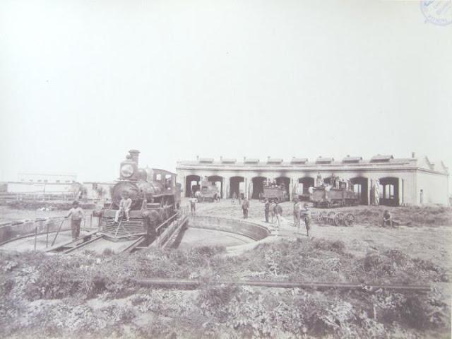 Fotos antiguas de Tolosa (La Plata)