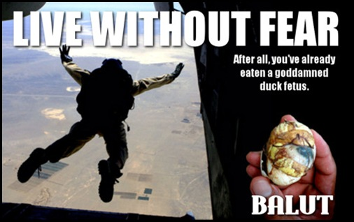 Live Without Fear - Balut