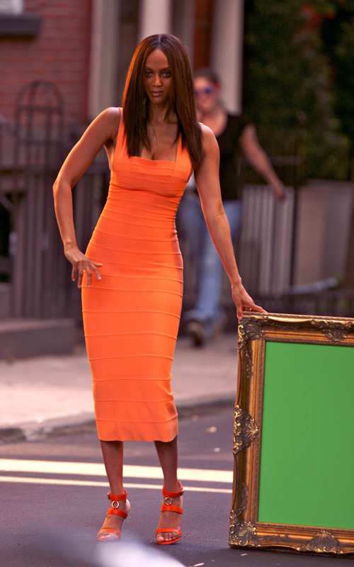 NotiVLOG: Tyra Banks en Gossip Girl