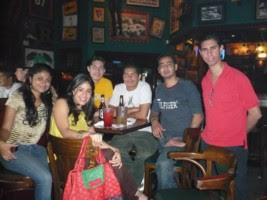 Reunión con amigos