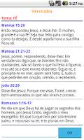 Screenshot of Temas da Bíblia