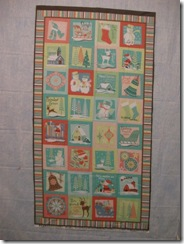 Christmas quilt 05