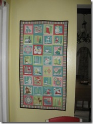 Christmas quilt 01