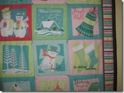 Christmas quilt 03