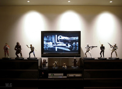 star wars theme room 582x423 Lo último en decoración al estilo Star Wars