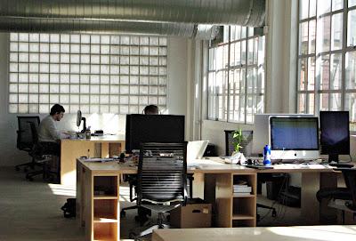 twitter office interior 5 Entramos en las oficinas de Twitter