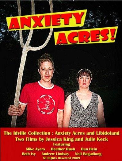 anxiety acres