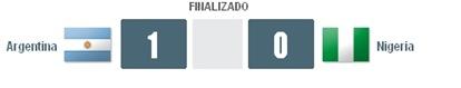 ARGENTINA1NIGERIA0