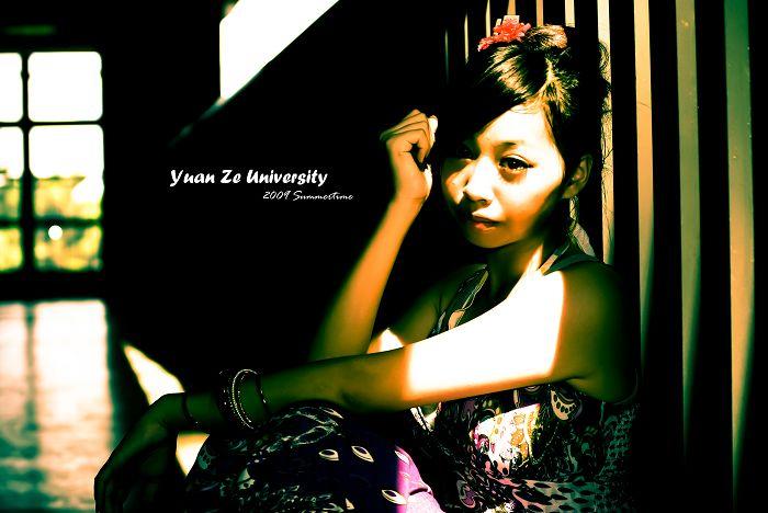 Yuan Ze University 2009 重製版