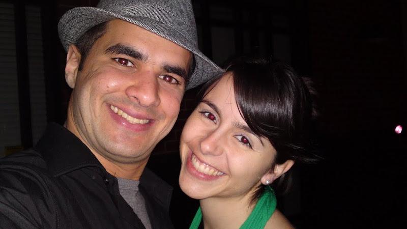 Thiago e Alyne