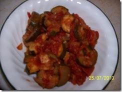 Zuccini & Tomato