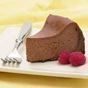 Amaretto Fudge Cheesecake
