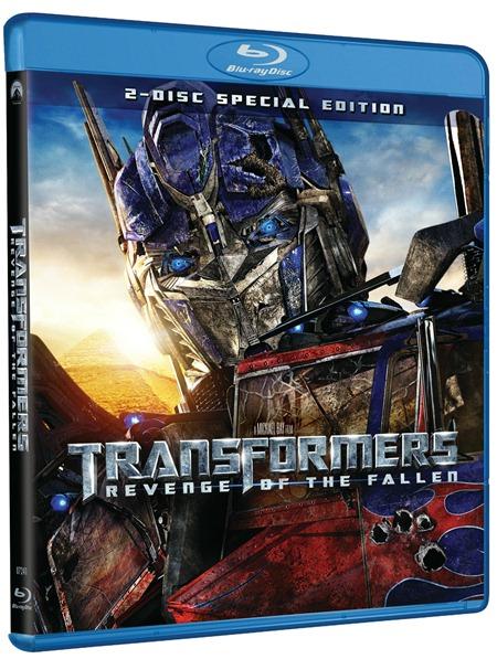 Transformers 2 - BluRay