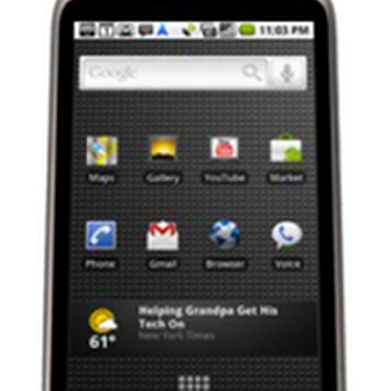 Nexus One, el nuevo teléfono de Google