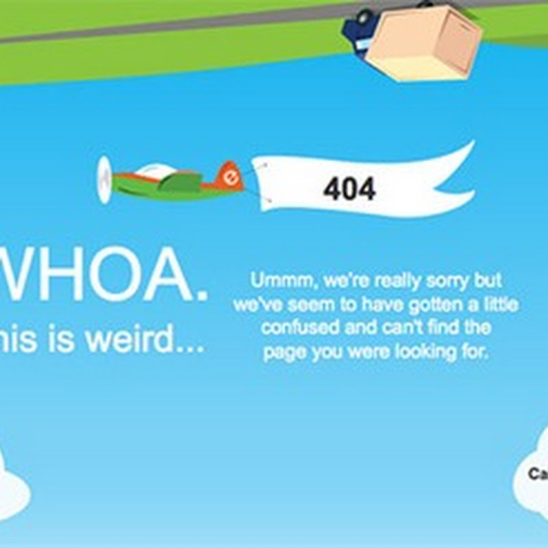 Inspiración: Páginas 404