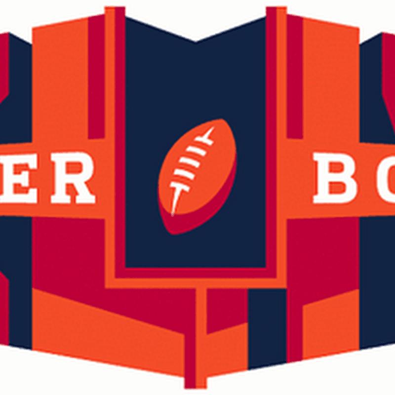 Logos del Super Bowl