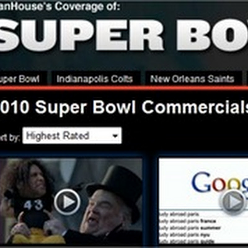 Comerciales del Super Bowl