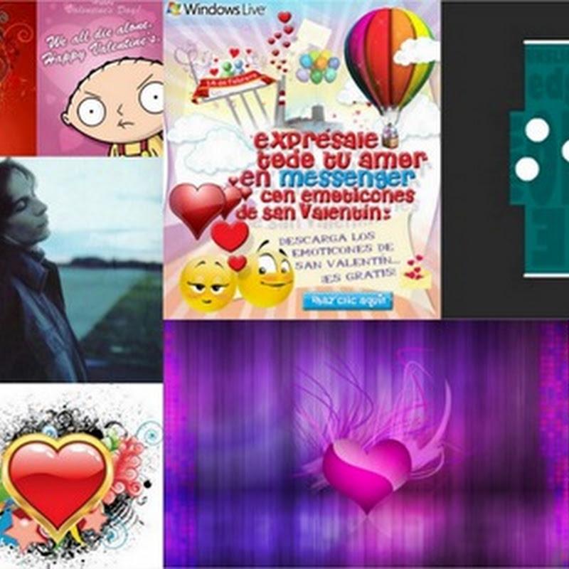 Recursos para el 14 de febrero San Valentín