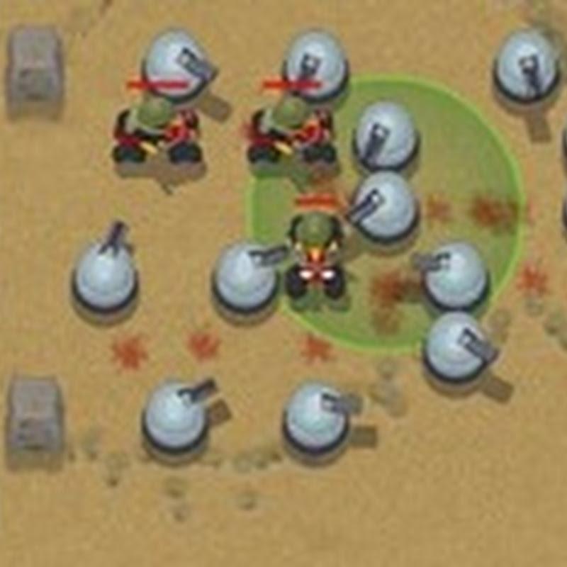 Juego del día: When Penguins Attack