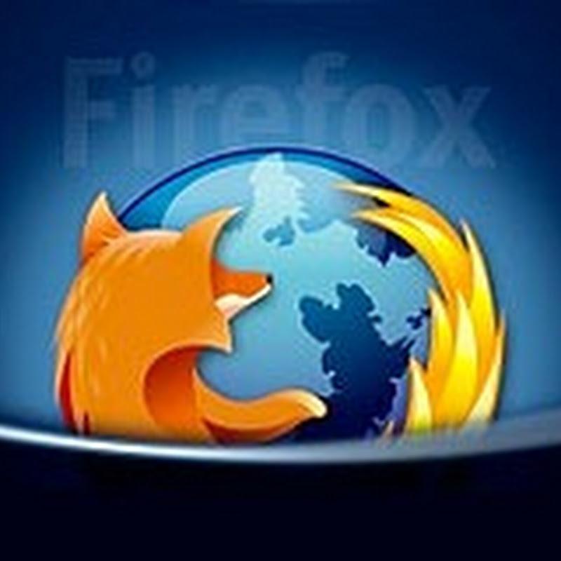 Errores de diseño que trae Firefox 3x