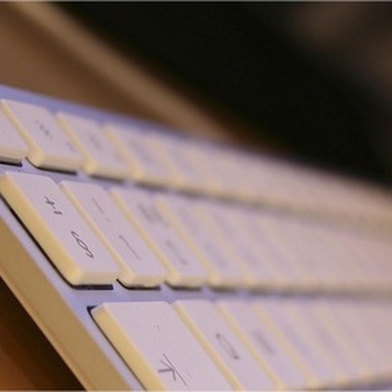Atajos de teclado para IE, Firefox, Safari, Chrome y Opera