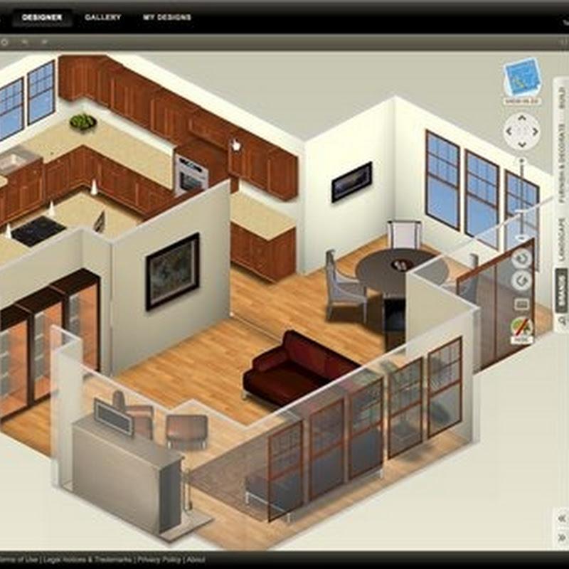 Modela tu casa perfecta con Autodesk Homestyler